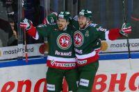 Матчи финальной серии Кубка Гагарина по хоккею пройдут 14 и 15 апреля.