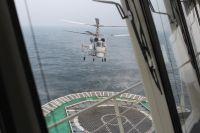 По факту крушения вертолета Ка-29 в Балтийске возбуждено уголовное дело.