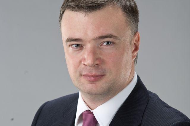 Депутат Госдумы Артем Кавинов.