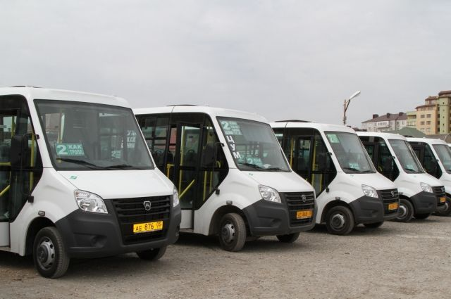 ВМахачкале новые машины вышли налинию «2 как троллейбус»