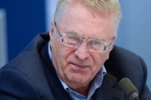 Жириновский поведал оконтрмерах наамериканские санкции
