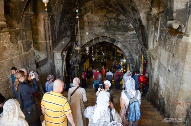 Храм успения Богородицы.