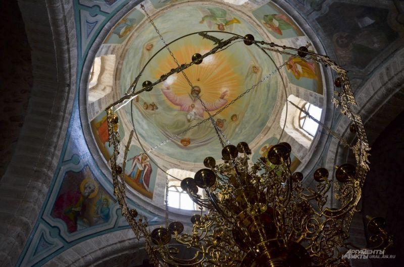 Храм святого Герасима Иорданского.
