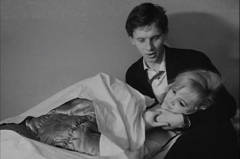 Любовные похождения блондинки (1965)