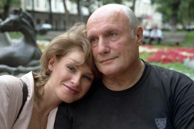 Александр и Ирина Пороховщиковы.