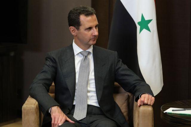 Башар Асад попал в информационную базу украинского сайта «Миротворец»