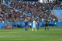 Нижегородский «Олимпиец» проиграл первый матч на новом стадионе.