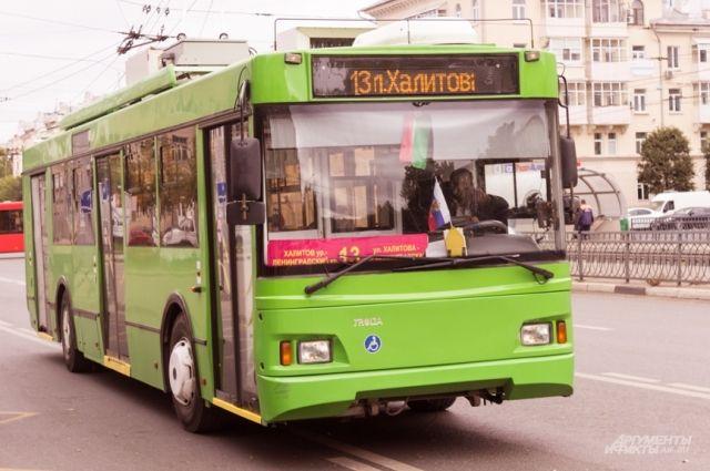 Исполком Казани отказался от новейшей транспортной схемы старифами в49 руб.