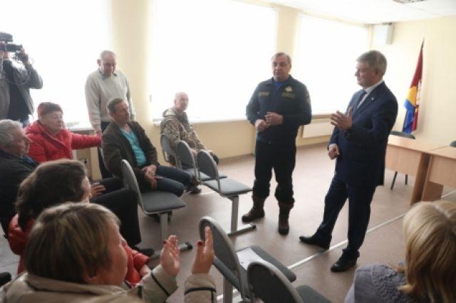 ВВоронежской области остаются затопленными 149 домов в 9-ти районах