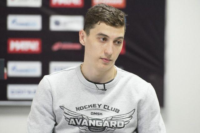 Михеев стал лучшим игроком омской команды.