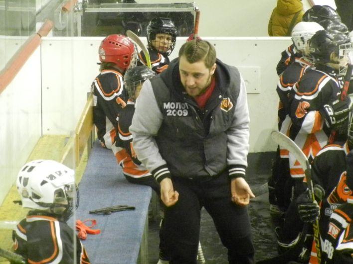 Эмоции тренера