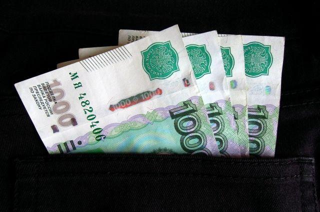 Средняя зарплата в Омской области увеличилась на 5,3 процента.