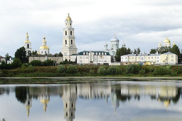 Верующие считают, что Дивеево находится под особым покровительством Богородицы.