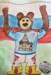 Рожкова Алина, 8 лет, Ессентуки