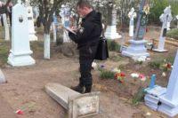 В Одесской области трехлетнюю девочку задавила могильная плита