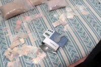 Полиция задержала жителя поселка Винзили с амфетамином