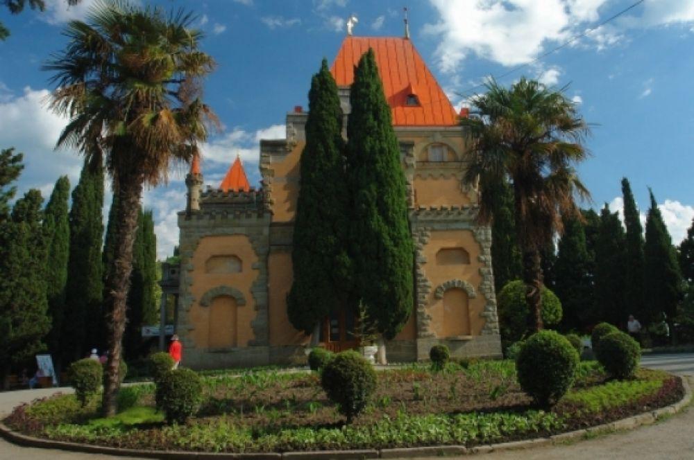 Дворец княгини Гагариной (Утес)