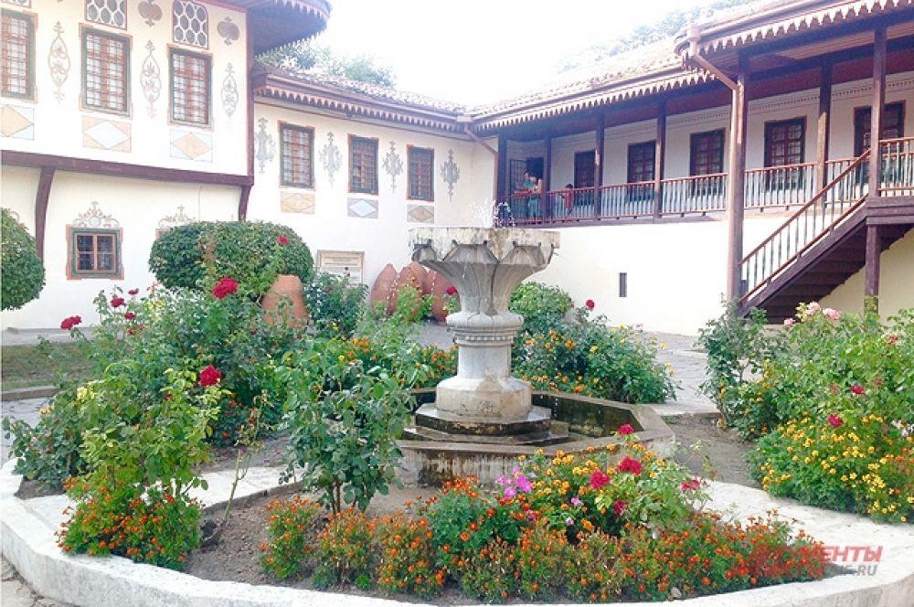 Ханский дворец (Бахчисарай)