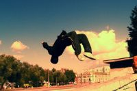 В Херсоне вор-акробат на глазах у охраны сбежал из СИЗО