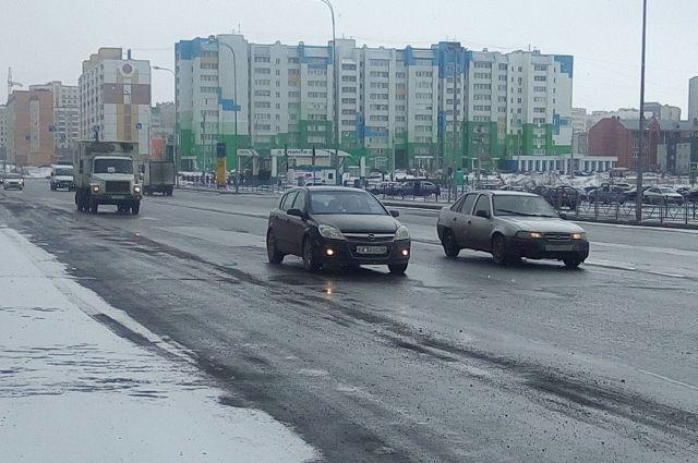 Кузбасских автомобилистов предупреждают о сложных погодных условиях.