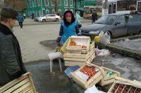 Рейды по пресечению уличной торговли проходят каждую неделю