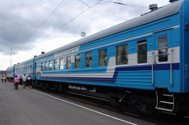 График поезда Интерсити Киев-Запорожье изменен