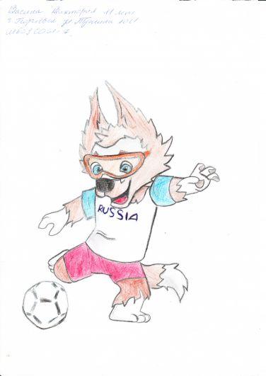 Васина Виктория, 11 лет, Георгиевск