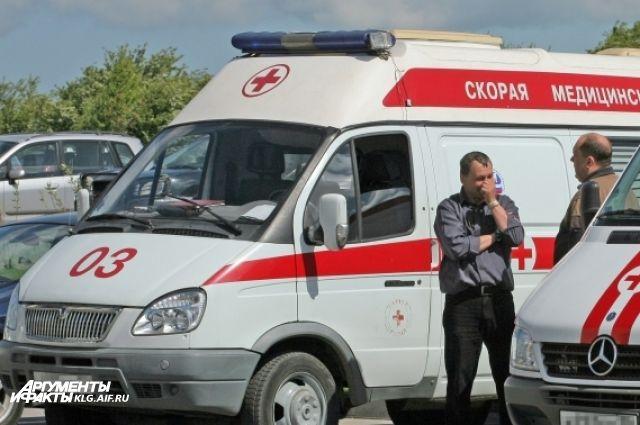 СК проверит обстоятельства отравления четырех человек в Балтийске.