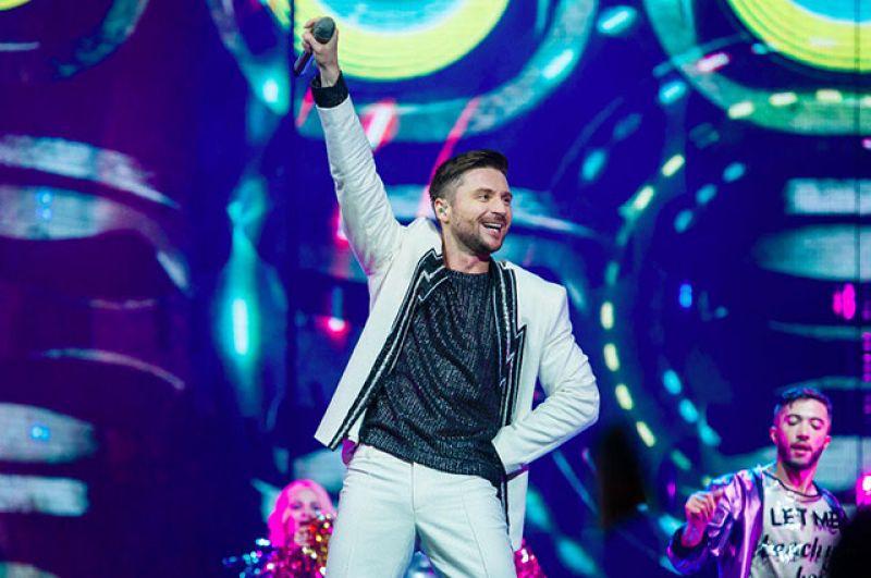 Премьера шоу «N-tour» вМинске.