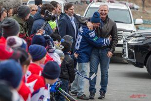 Вот так Владивосток встречает своего спортсмена!