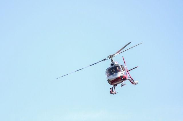 МАК: вертолёт Ми-8 вХабаровске разбился после столкновения сантенной