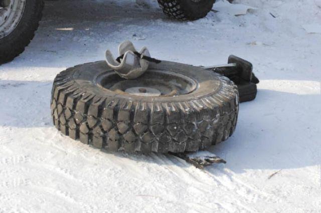 Пришло время менять зимние шины на летние.