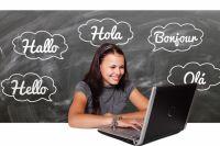 Начать изучать иностранный язык никогда не поздно.