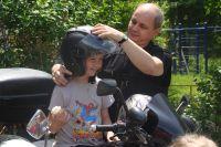 Добрые дела взрослых становятся опорой и поддержкой для детей.