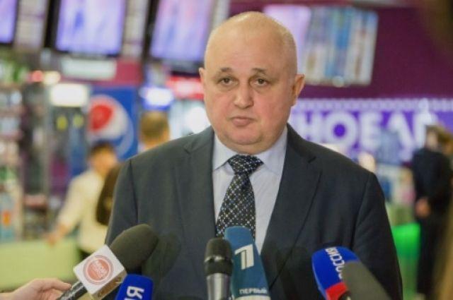 Врио губернатора планирует развивать авиасообщение Кемеровской области.
