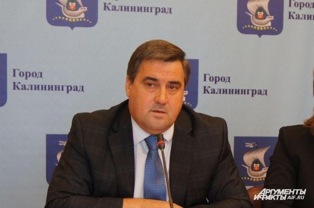 Мэром Калининграда стал депутат Госдумы Алексей Силанов.