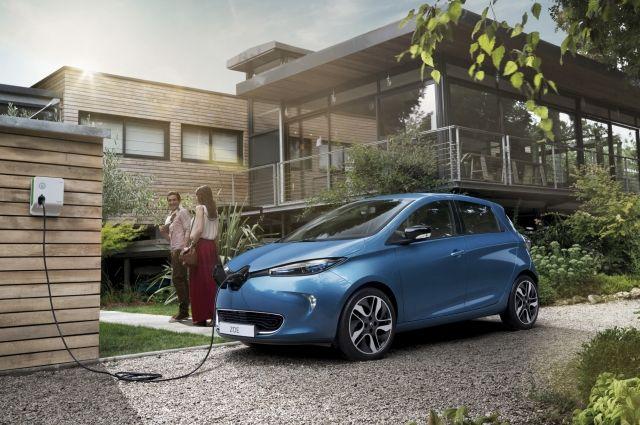 Renault сможет официально поставлять и продавать электромобили в Украине