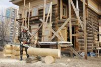 Дом мещанина Савинцева в Иркутске реставрируют на деньги инвестора.
