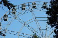 Колесо должно стать одним из символов нового Иркутска.