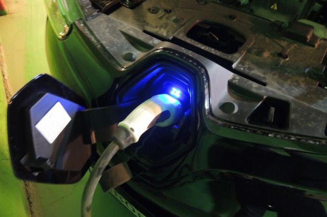 ВАлтайском крае откроется первая зарядная станция для электромобилей