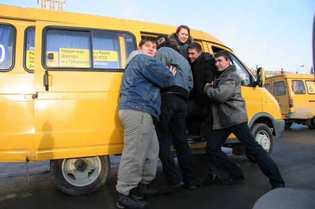 Более 100 неисправных автобусов курсировали в Ставрополе.