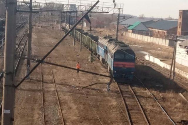 Движение поездов удалось восстановить.