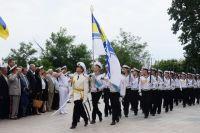 Украинские моряки.