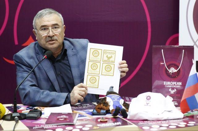 Оргкомитет чемпионата Европы презентовал талисман турнира