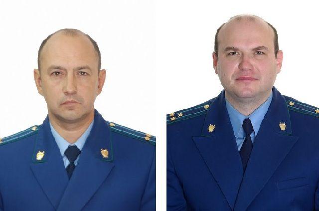 Сергей Чёнкин (слева) и Максим Комягин