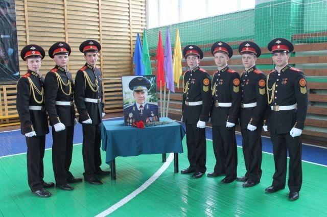 В турнире примут участие кадеты из Красноярского края.