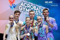 Сборная России в десятый раз подряд выиграла командное первенство.