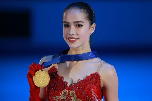 Решение наградить спортсменку единогласно приняли депутаты гордумы.