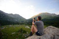 В горах Карачаево-Черкесии