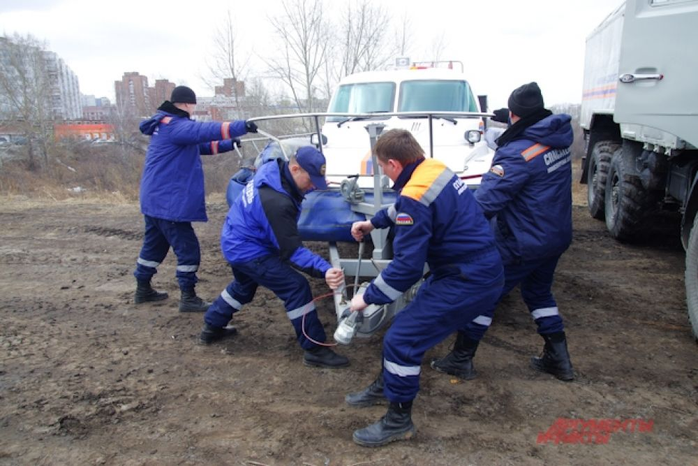 Командно-штабные учения прошли с 17 по 19 апреля во всех 85 субъектах России в соответствии с решением Совета Безопасности РФ.